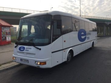 Wynajem autobusu SOR C 10,5 Turist
